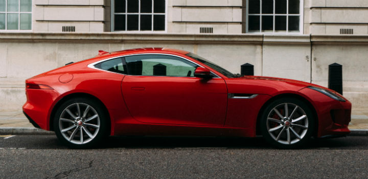 Jaguar har de seneste år vist sig en del på det danske marked